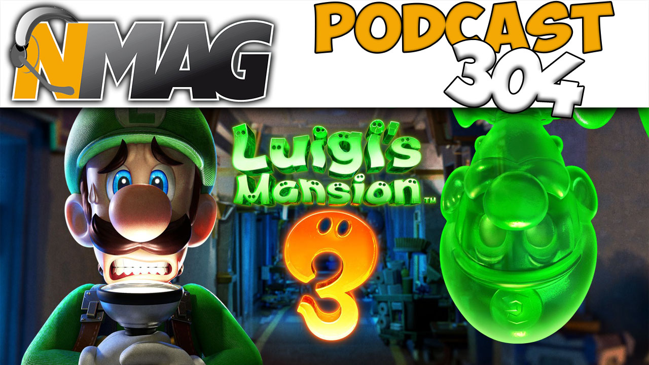 Luigi's Mansion Cover