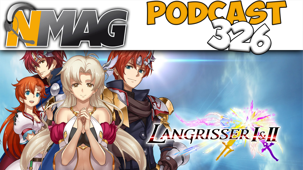 Langrisser Podcast