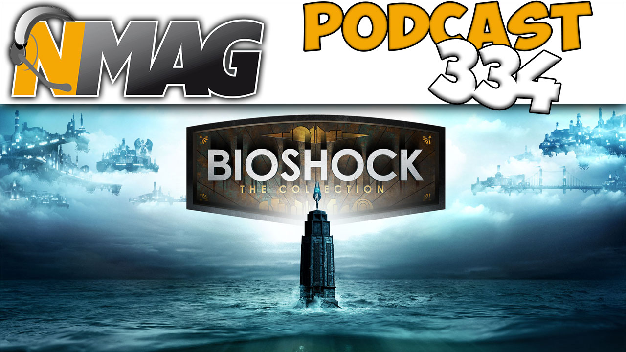 Bioshock Collection Podcast