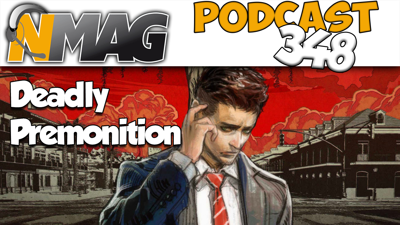 Deadly Premonition Podcast