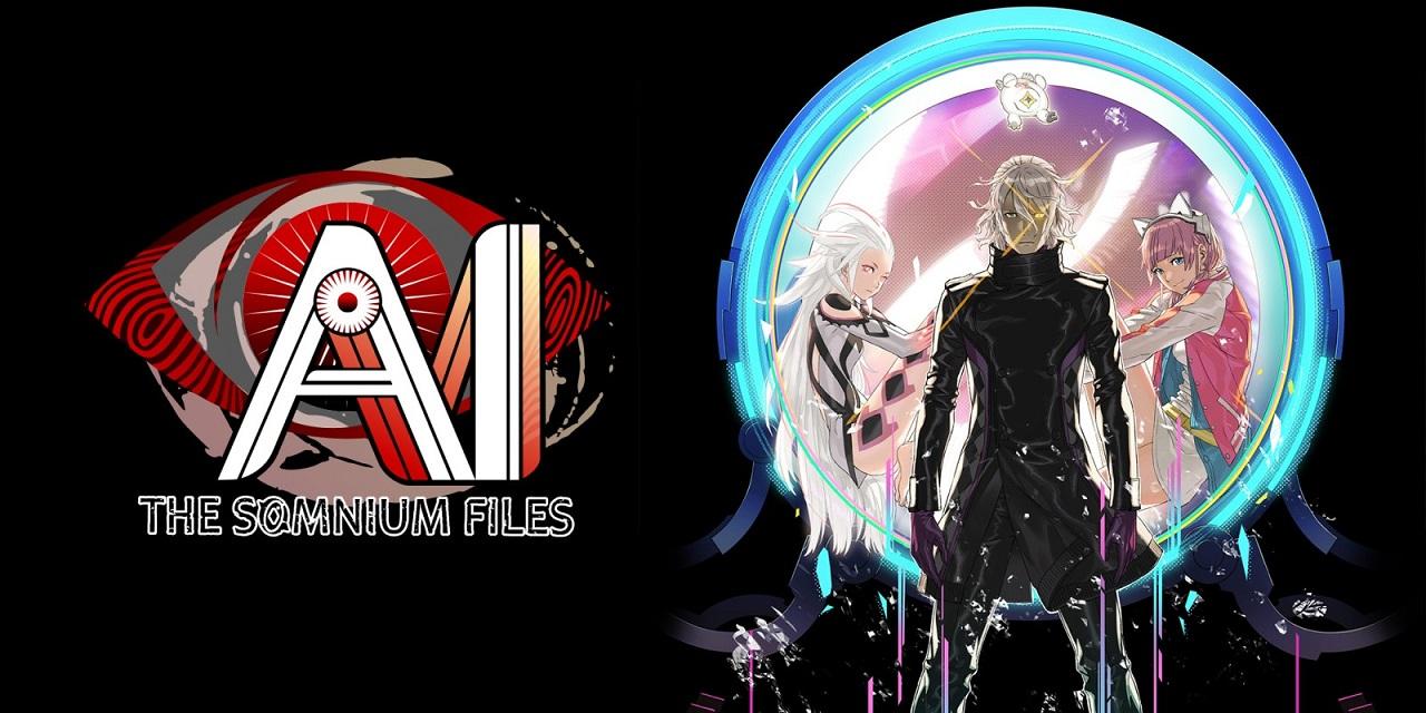 AI: The Somnium Files Cover