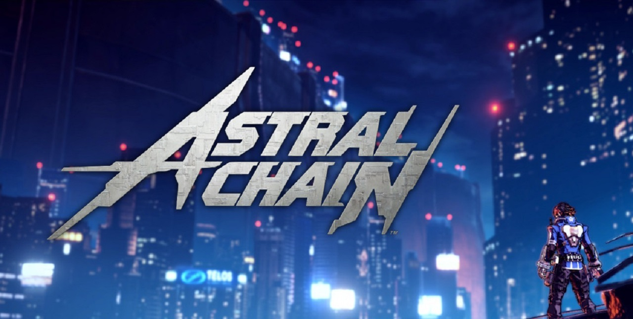 Astral Chain Bildschrim