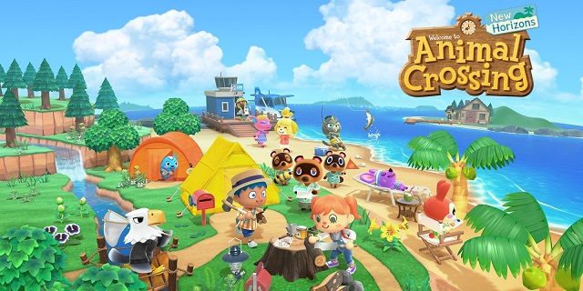 Animal Crossing: New Horizons Beitragsbild