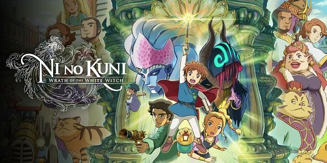 Ni no Kuni: Der Fluch der Weißen Königin - Test Nintendo Switch - NMag