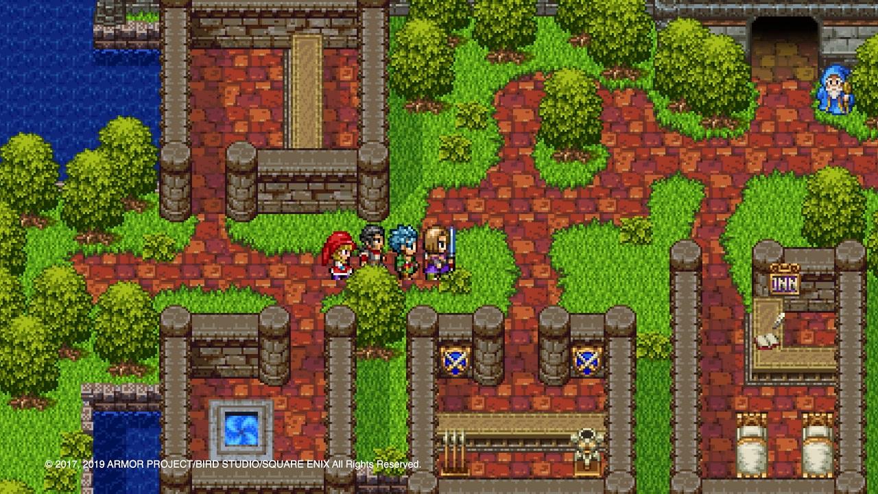 Dragon Quest XI S 2D-Modus