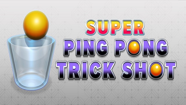 Super Ping Pong Trick Shot - NMag