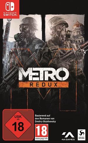 Metro Last Light Switch Cover