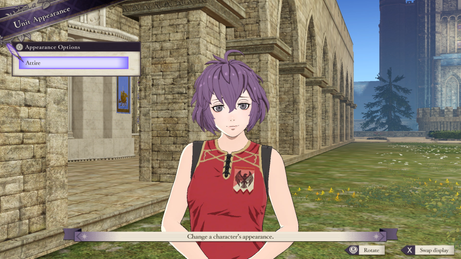 fire emblem three houses bernadetta