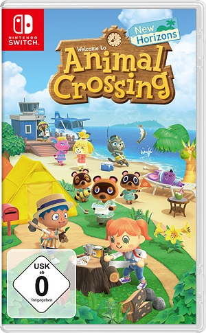 Animal Crossing Packshot