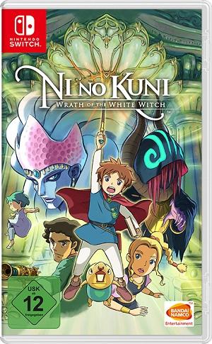 Ni no Kuni: Der Fluch der Weißen Königin - Nintendo Switch Test - NMag