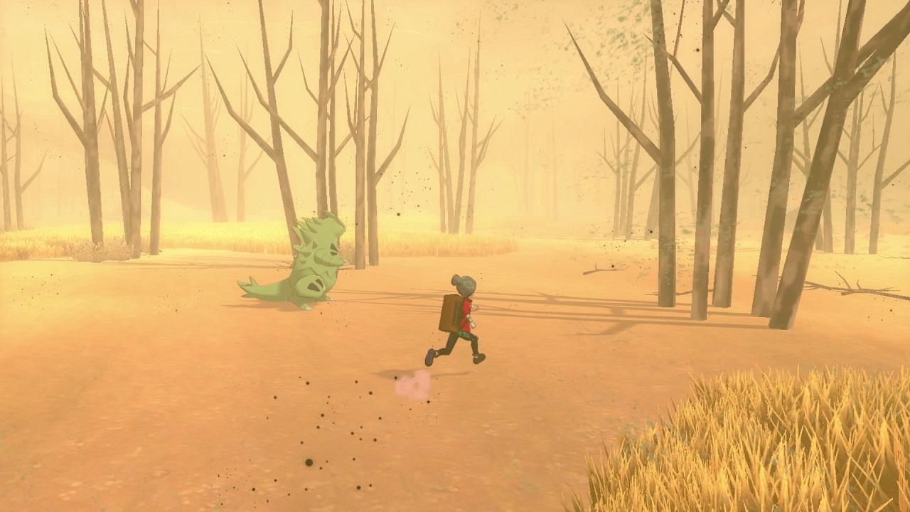 Pokémon Schwert Naturzone