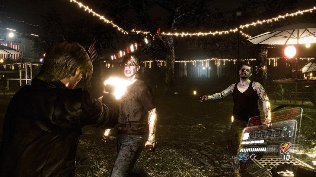 Resident Evil 6 Action