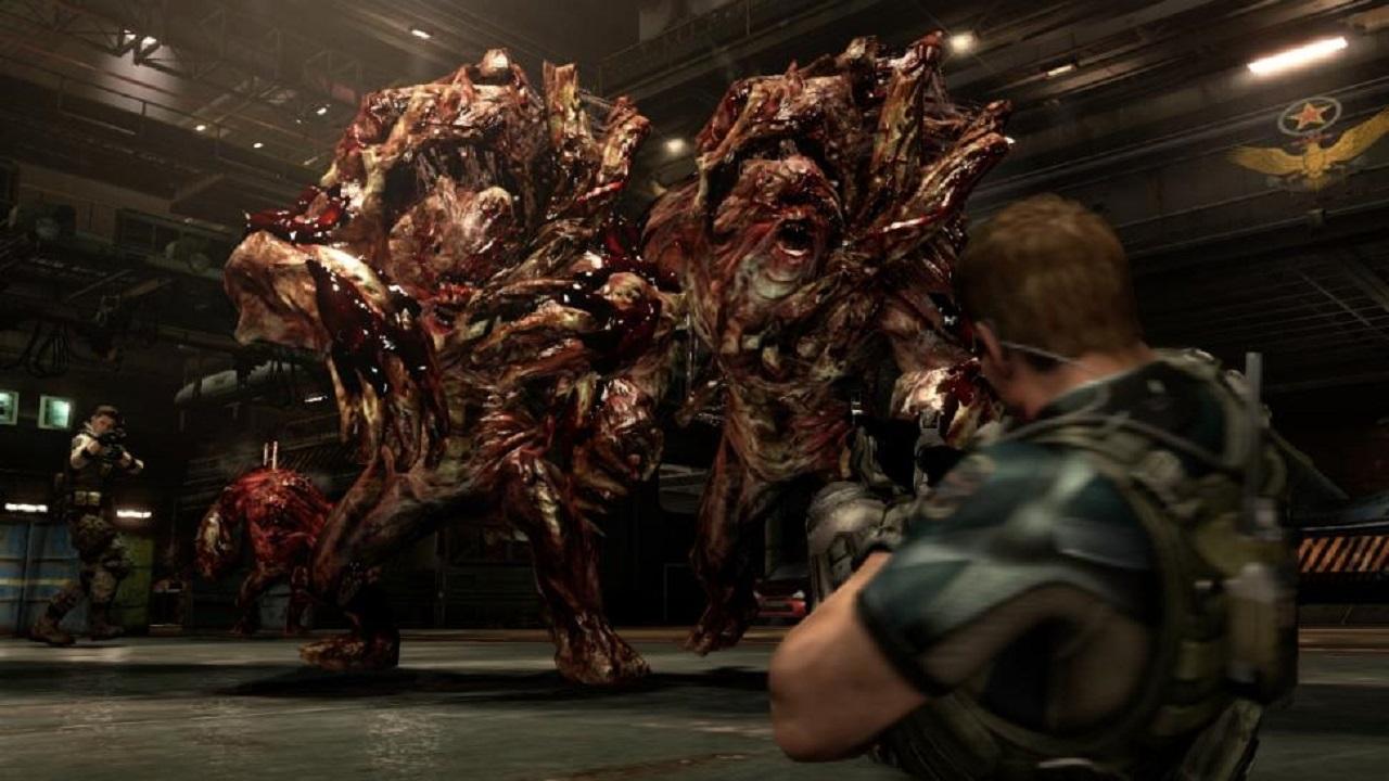 Resident Evil 6 Endgegner