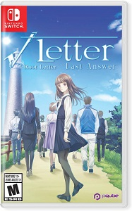 Root Letter: Last Answer Switch Cover